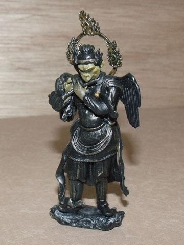 仏像コレクション2「迦楼羅像」