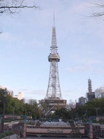 有名な「テレビ塔」