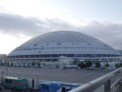 ナゴヤドーム全景
