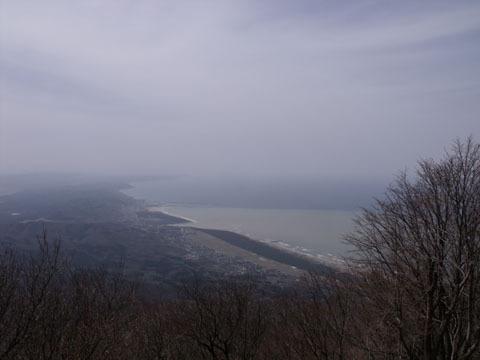 南方面、寺泊港