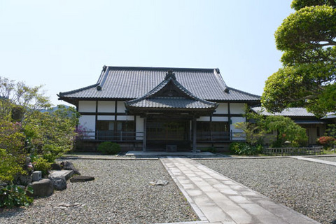 水月寺 本堂