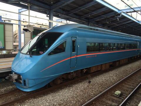 60000形MSE車(2015年9月撮影)