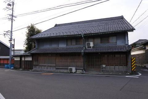 こちらも江戸時代からの建物でしょうか?