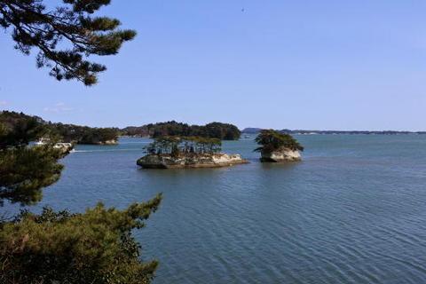 さすが日本三景の一つといったところ