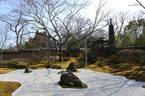 七福神の庭園