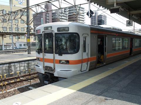 JR東海313系(大府駅で撮影)