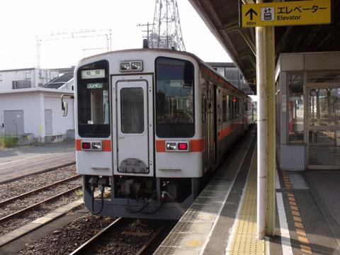 名松線の気動車キハ11形