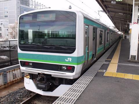 通勤型のE231系