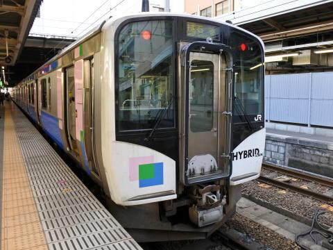 仙石東北ラインのHB-E210系気動車