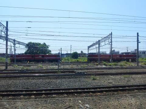 青函トンネル専用の新鋭機関車