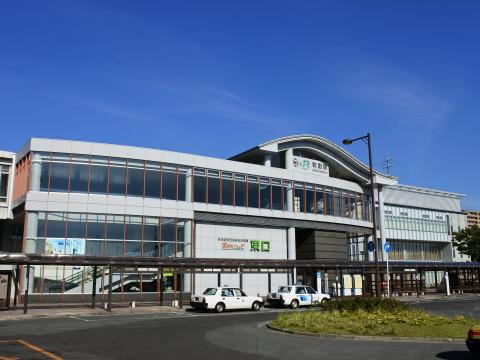 秋田駅(東口)