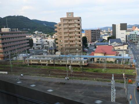 福島交通の車両