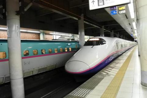 何故か上野駅で下車
