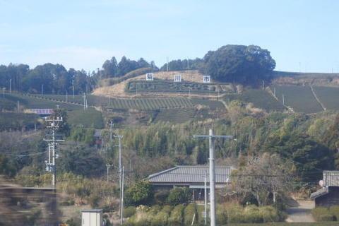 菊川といえばお茶の名産地