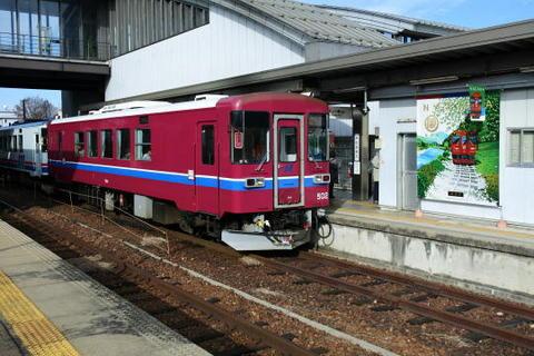 美濃太田は長良川鉄道の始発駅