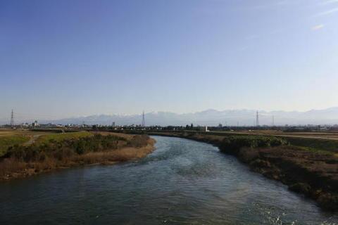 終点の富山まであと少し
