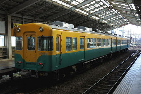 元京阪特急の車両