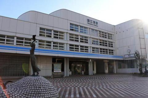 直江津駅北口