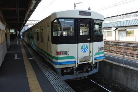 阿武隈急行線の車両