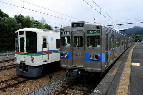 元都営三田線の車両も