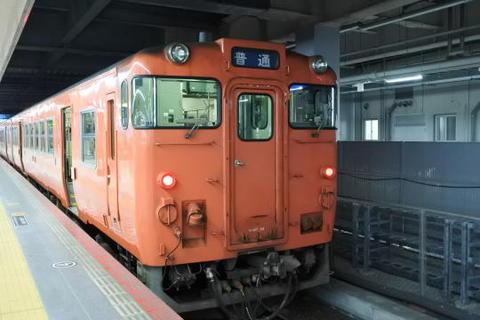 芸備線のキハ47型
