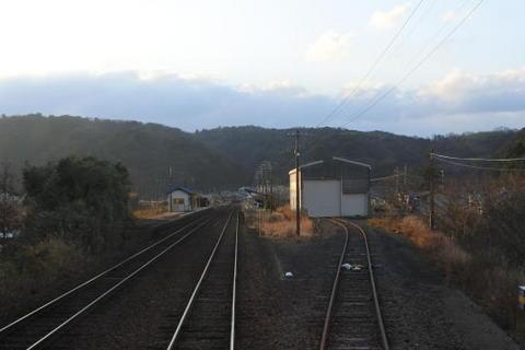 本線の風格な駅