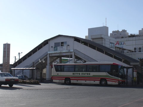 木更津駅(東口)