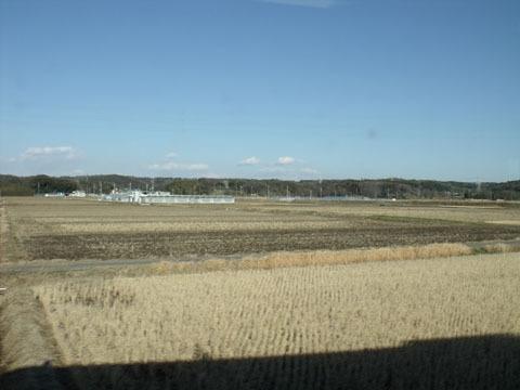 相変わらずの田園風景
