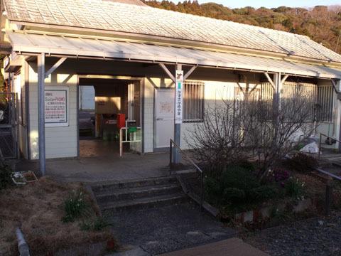 ここは無人駅でした
