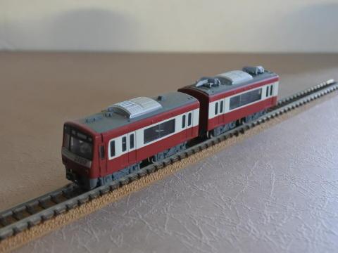 京急2100形(前の2両)