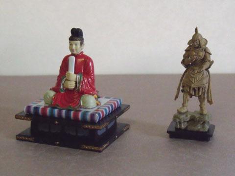 聖徳太子と十二神将・宮毘羅