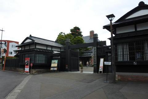 藤田記念庭園 入口