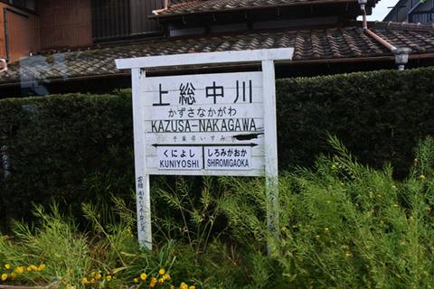 上総中川駅