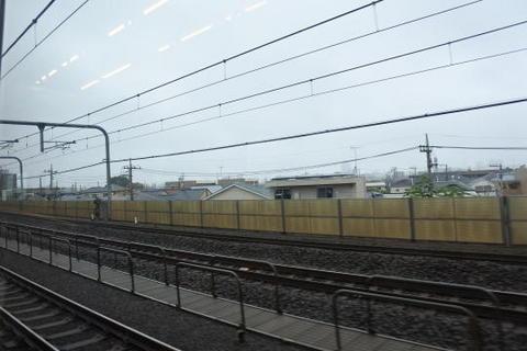 地下鉄を経由して西武線へ