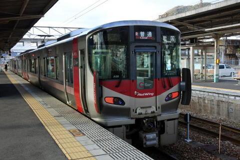 広島地区の新鋭車両