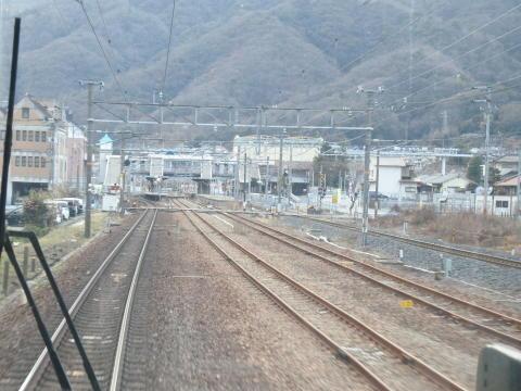 瀬野駅に到着