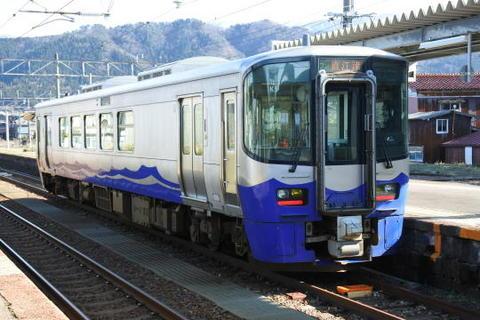 えちごトキめき鉄道のET122形
