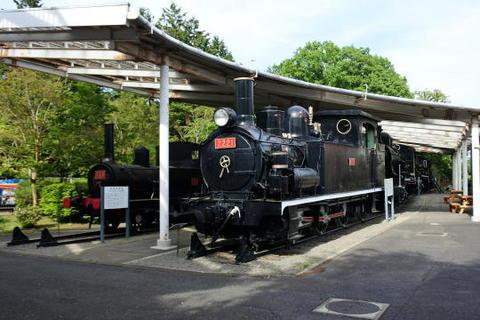 2120形蒸気機関車