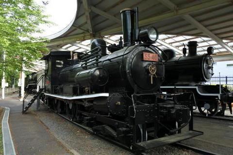 5500形蒸気機関車