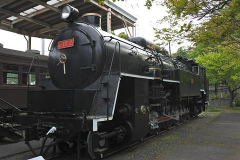 超レア機関車のE10形