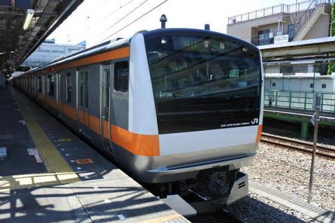 中央・青梅線E233系