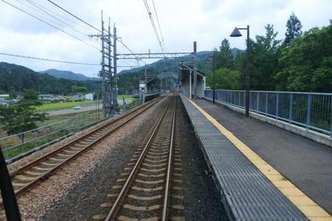 虫川大杉駅