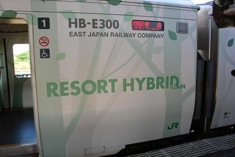 ハイブリッド気動車の最新車両