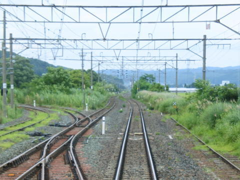 IGR線と合流